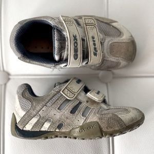 Geox Velcro Running Shoes Size 8.5T